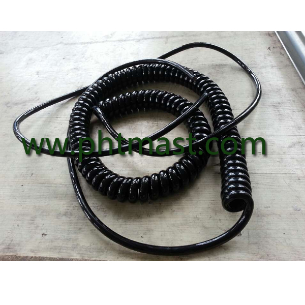 16 cables for PTZ system
