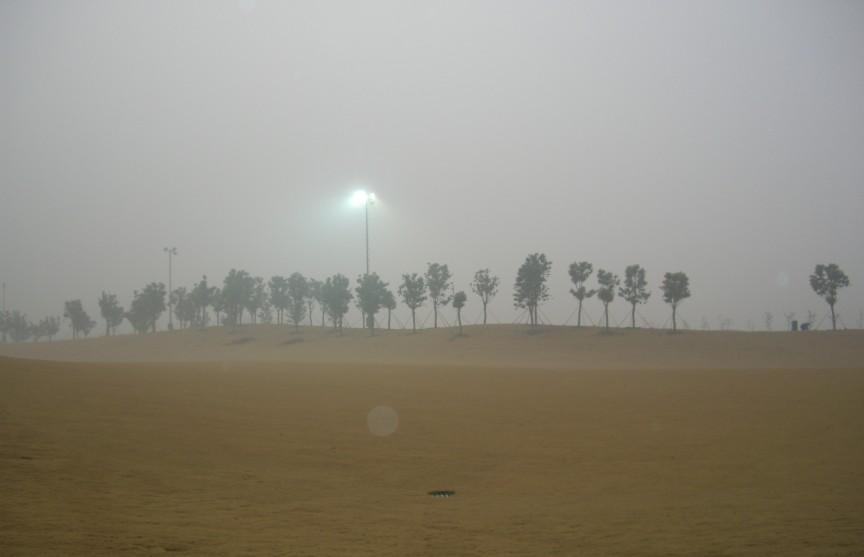 Golf courses Lighting Mast Tower-PHTmast