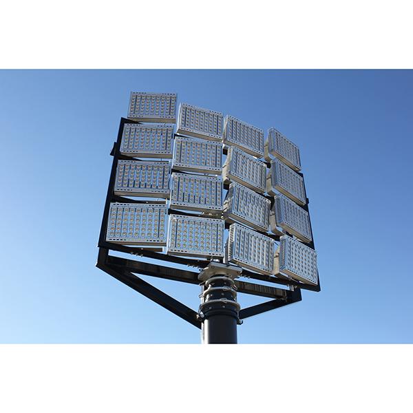 16x400W LED lamps