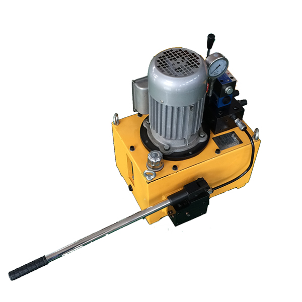combined hydraulic control