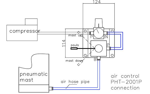 air control PHT-2001P