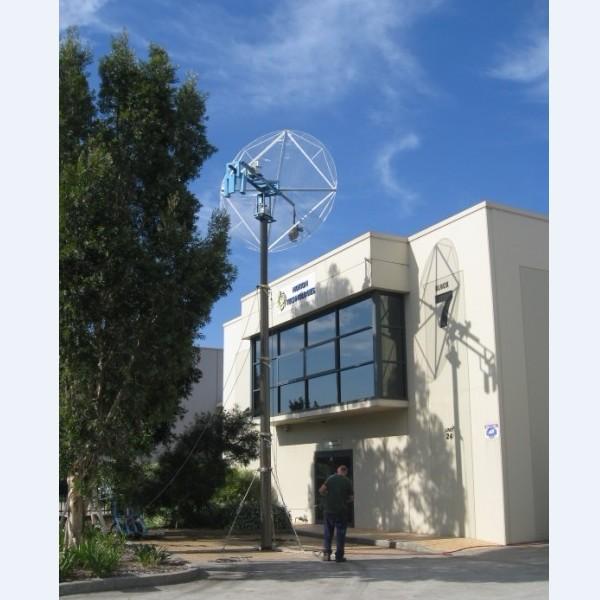 7m Heavy Duty Telescopic Mast