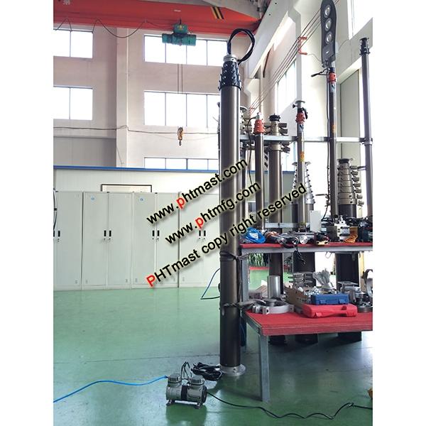 9m CCTV Mast
