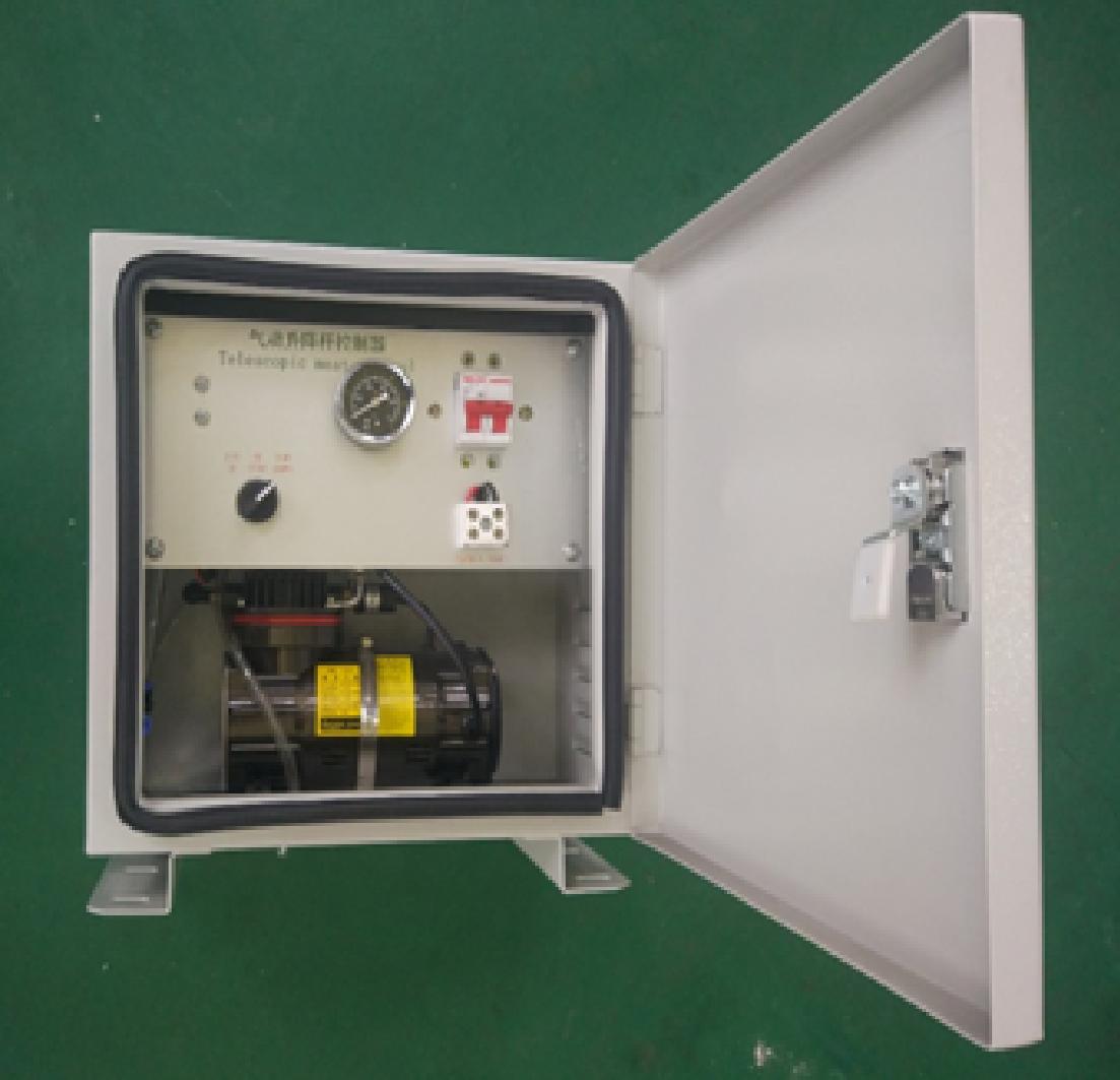 Electric air compressor control box