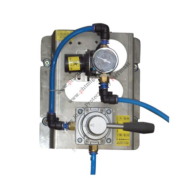 Air Control&Filter Panel