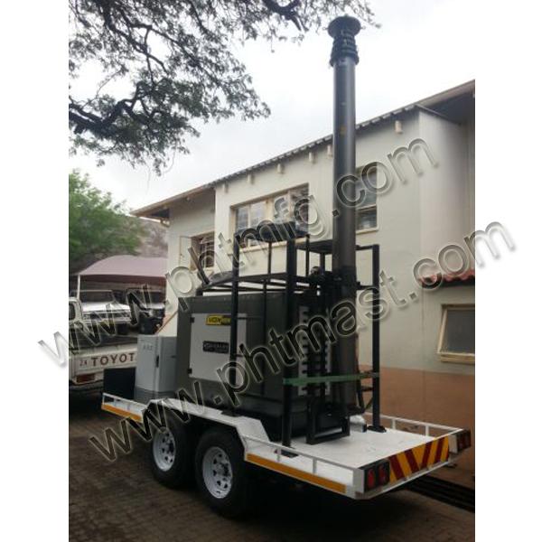 18m Heavy Duty Mast