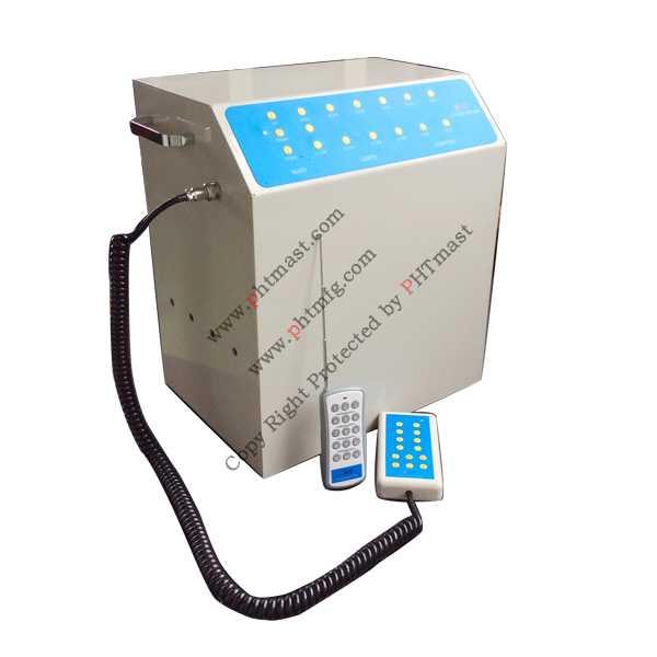 Turn Tilt Lighting Control Box