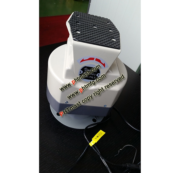 Wireless Remote Control Portable Antenna Pan Tilt